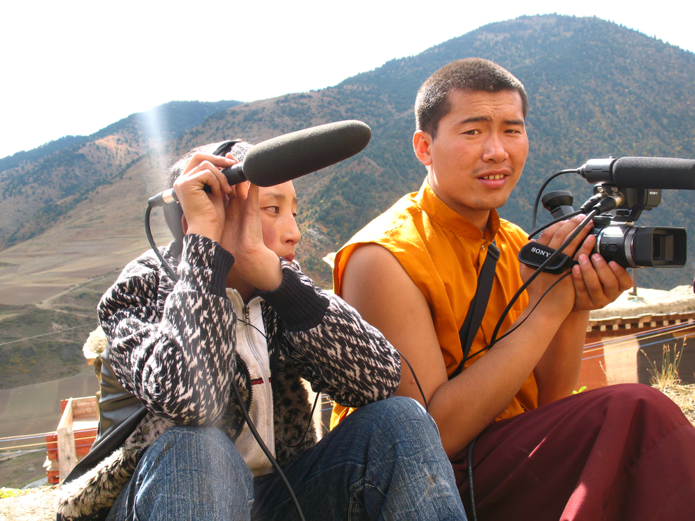 Trinly Dorje and Tra Chime Dorje