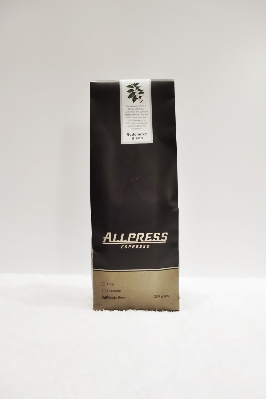 Allpress Redchurch Espresso Blend