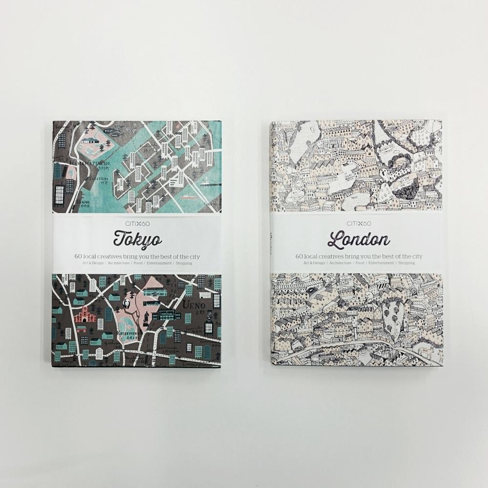 Citi x 60 City Guides
