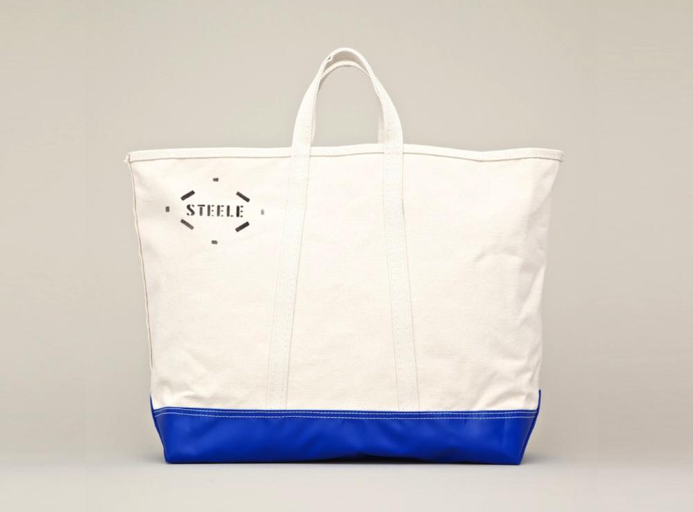 #188 Steele Canvas Tote Bag