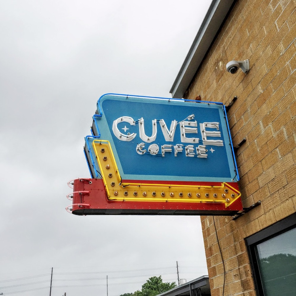 Cuvee Coffee ( LINK ) - Innovative Austin-based coffee roaster