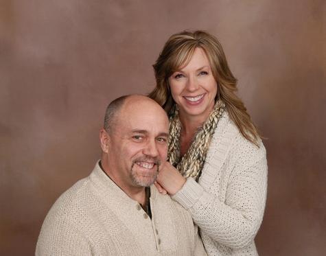 Rusty and Jennifer Moore -