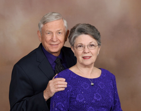 Tom and Connie Moulder  -