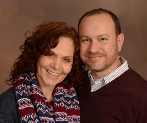Jason and Amy Newton -