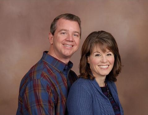 Mark and Kristi Porter -