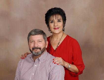 Tim and Olga Woodard -