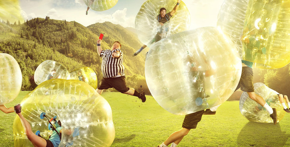 Bubble Soccer - Sunday, August 27th