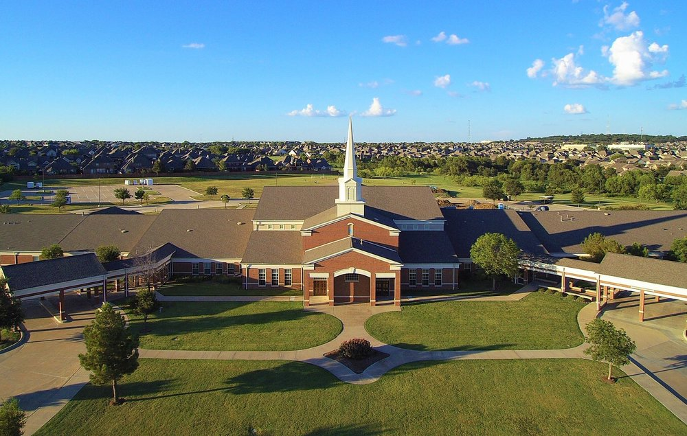 4201 Heritage Trace Pkwy.,Fort Worth, TX 76244 - Sundays 9:00 & 10:30 am817-741-0499