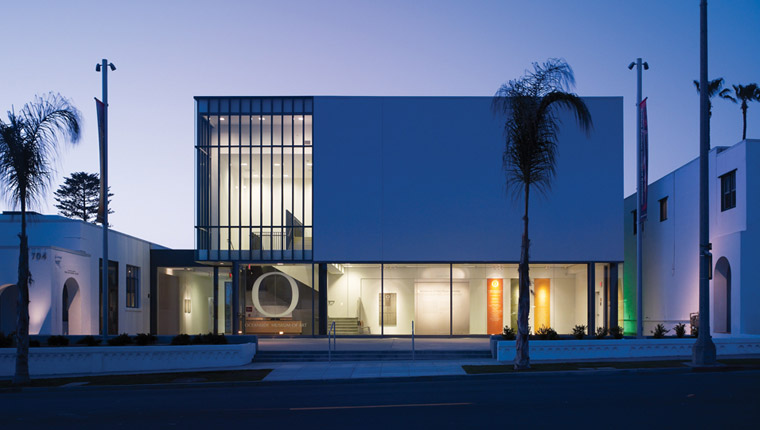The Oceanside Museum of Art