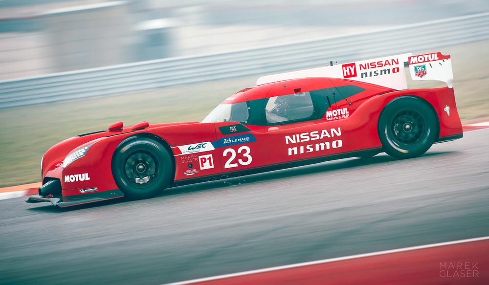 Nissan GT-R LMP1 Nismo