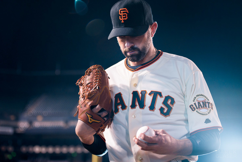 Jeremy Affeldt. Rel  ief pitcher for   the San Francisco Giants.