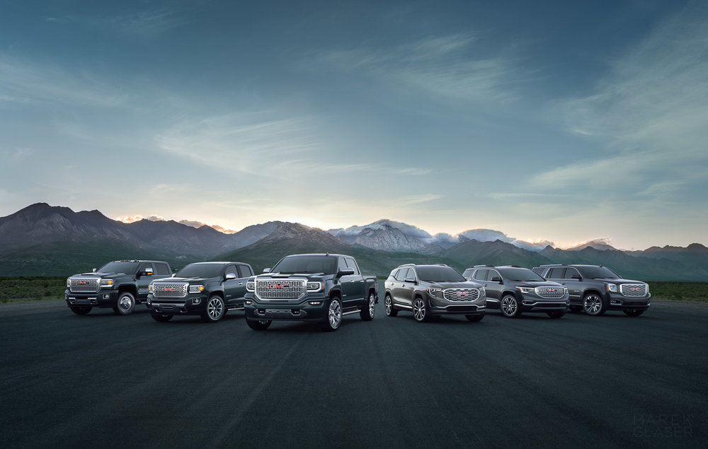 2018 GMC Denali Vehicles
