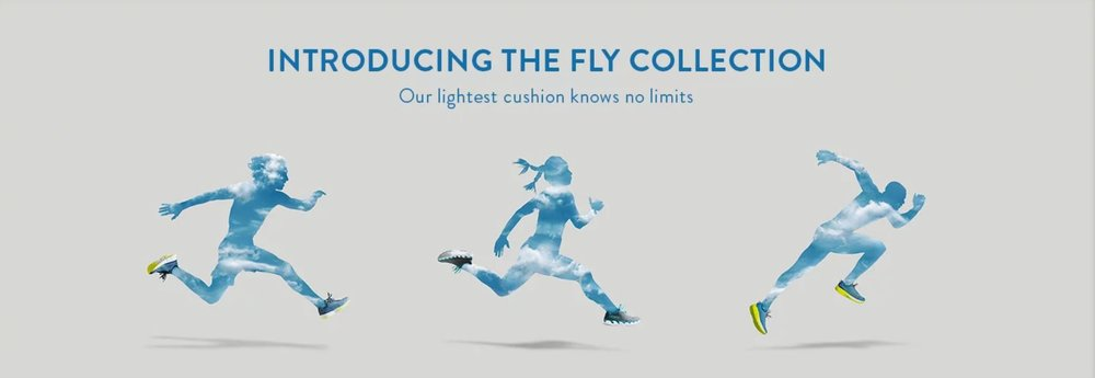 Hoka One One - Fly Collection