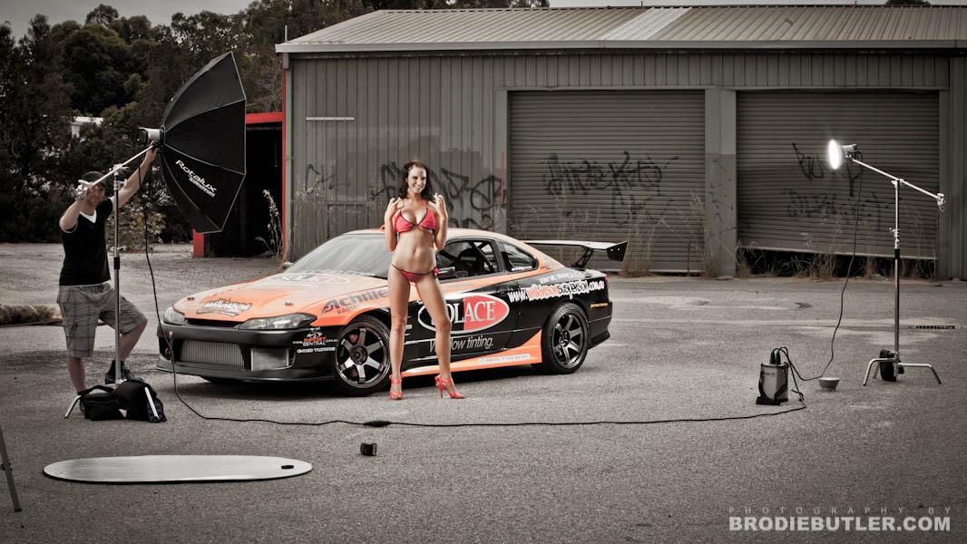 Perth Street Car Magazine Danny Williamson S Nissan Drift