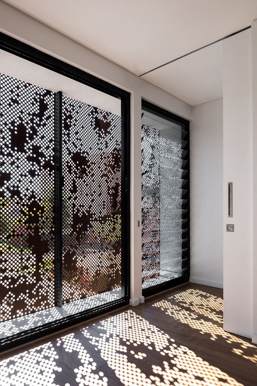 Cottesloe House by Robeson Architects - Custom Lasercut facade