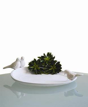 Co-Creative Studio Birdbath Natural Stone All-Weather Platter.jpg