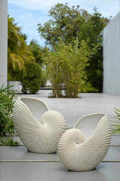 Co-Creative Studio Nautilus Natural Stone All-Weather Planters.jpg