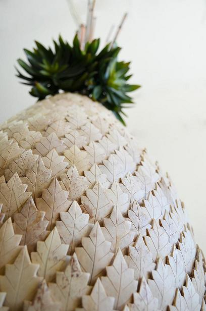 Co-Creative Studio Holly Natural Light Coconut Shell Home Accessories Tall Vase Detail.jpg