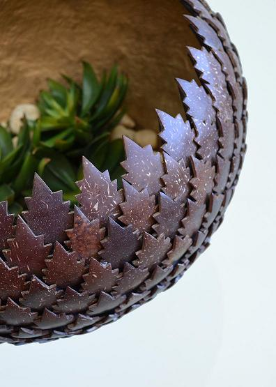 Co-Creative Studio Holly Natural Dark Coconut Shell Home Accessories Bowls Small Detail.jpg