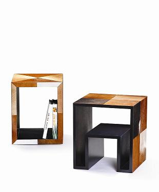 Co-Creative Studio, Detalia Aurora Kube Cow Hide End Tables.JPG