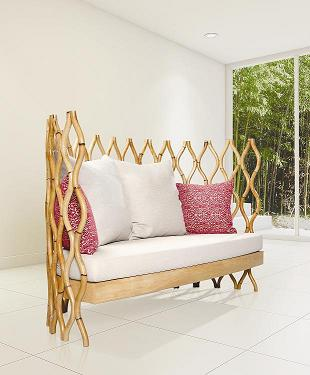 Co-Creative Studio, Detalia Aurora Gaia Natural Rattan Sofa.jpg