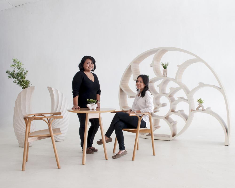 Co-Creative Studio designers Vikki Rodriguez Paula Rodriguez Creative Directors
