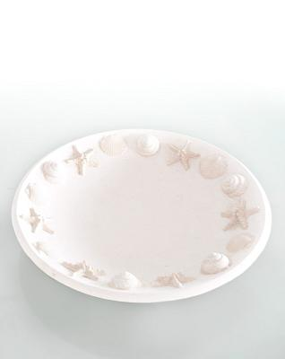 Co-Creative Studio Mixed Shell Platter Natural Stonecast.jpg