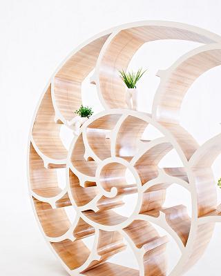 Co-Creative Studio, Detalia Aurora Shellf Bamboo Veneer Detail 2.jpg