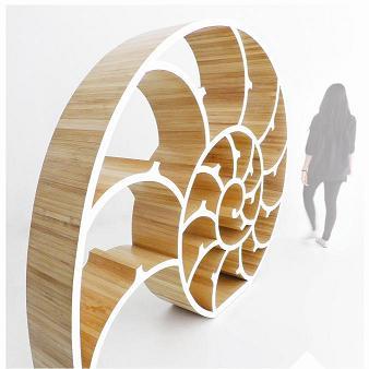 Co-Creative Studio, Detalia Aurora Shellf Bamboo Veneer Detail.jpg