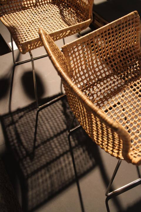 Iris Chairs by  Detalia Aurora