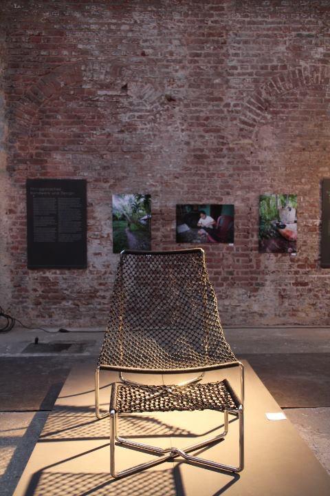 Navi Hammock King Chairs by Co-Creative Studio