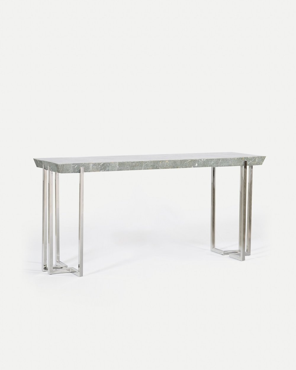 Co-Creative Studio, Detalia Aurora, Ercole Tables, Gray Stone Lamination, Stainless Steel.jpg