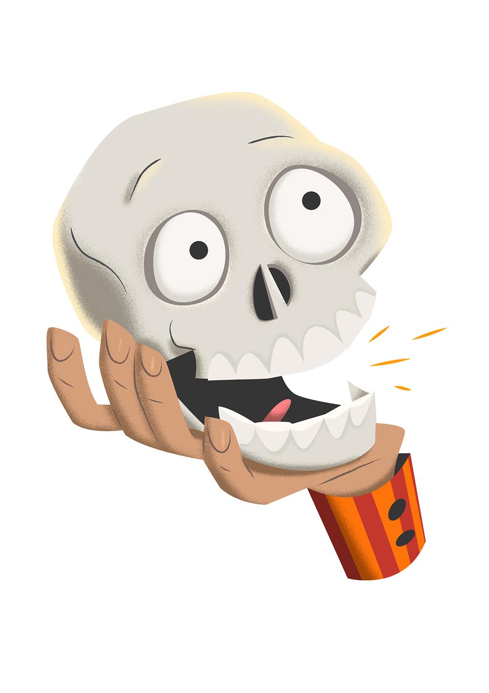 Performer - Jorrick skull - 8-10-2014.jpg