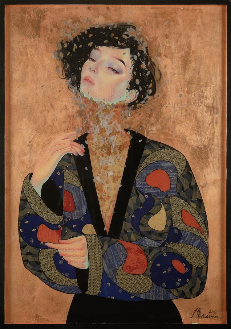 Lauren Brevner Shakudō (赤銅).jpg