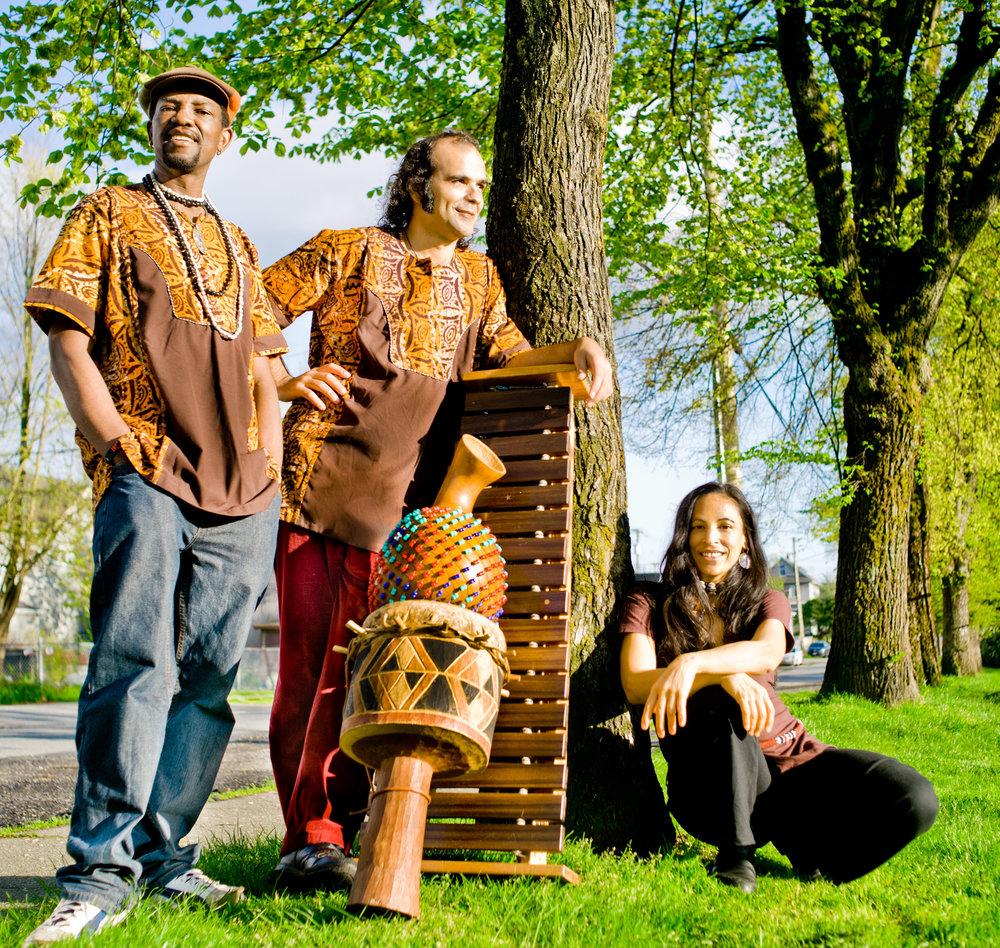 Zhambai Trio
