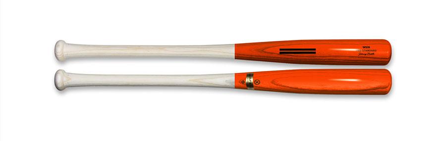 Half Dipped Color Ash  - Shown In Orange