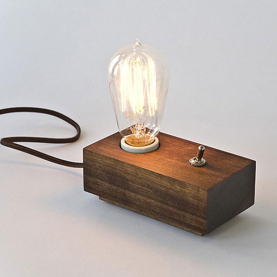 Andrew Berg Lamp -  General Store