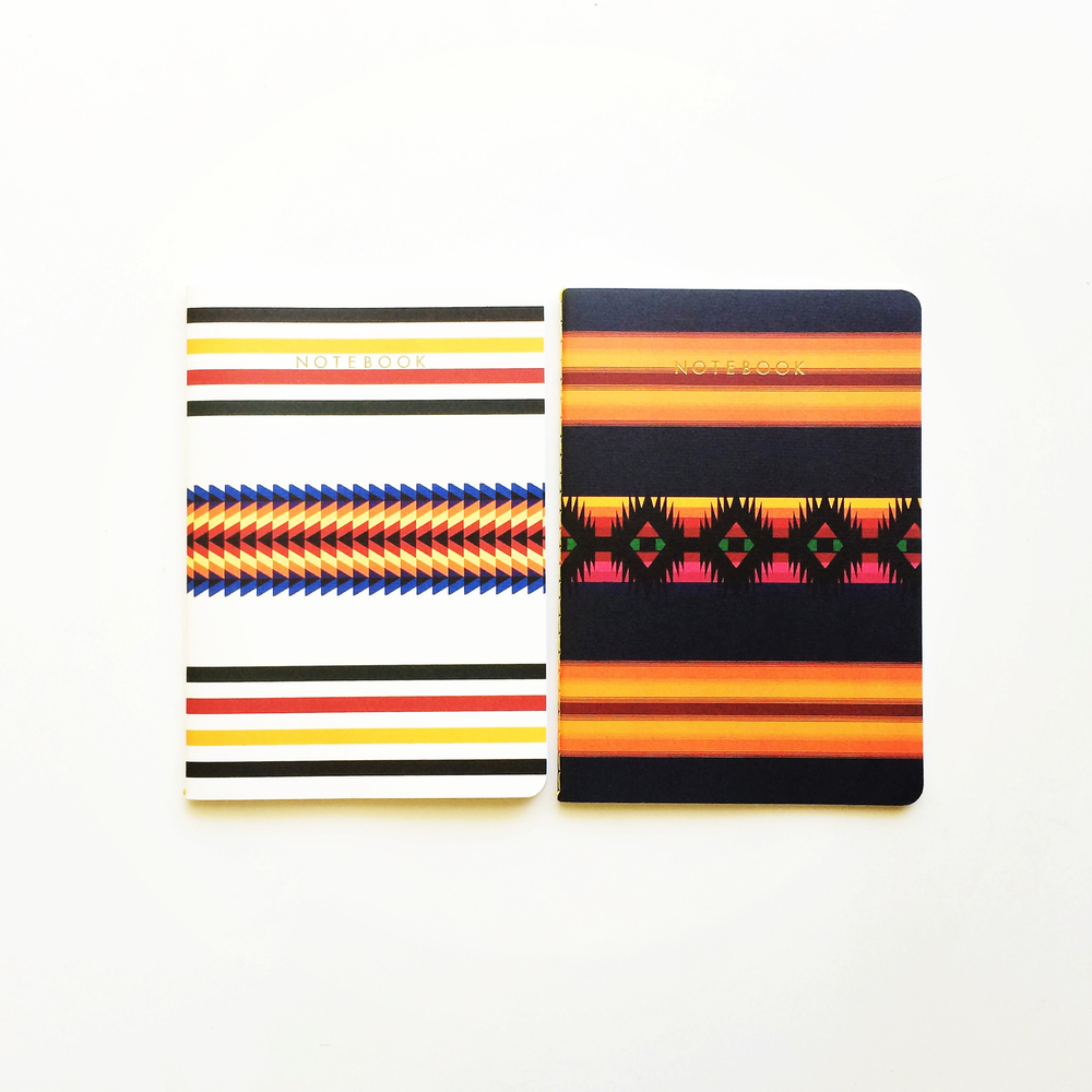 Pendleton Notebooks by Chronicle Books