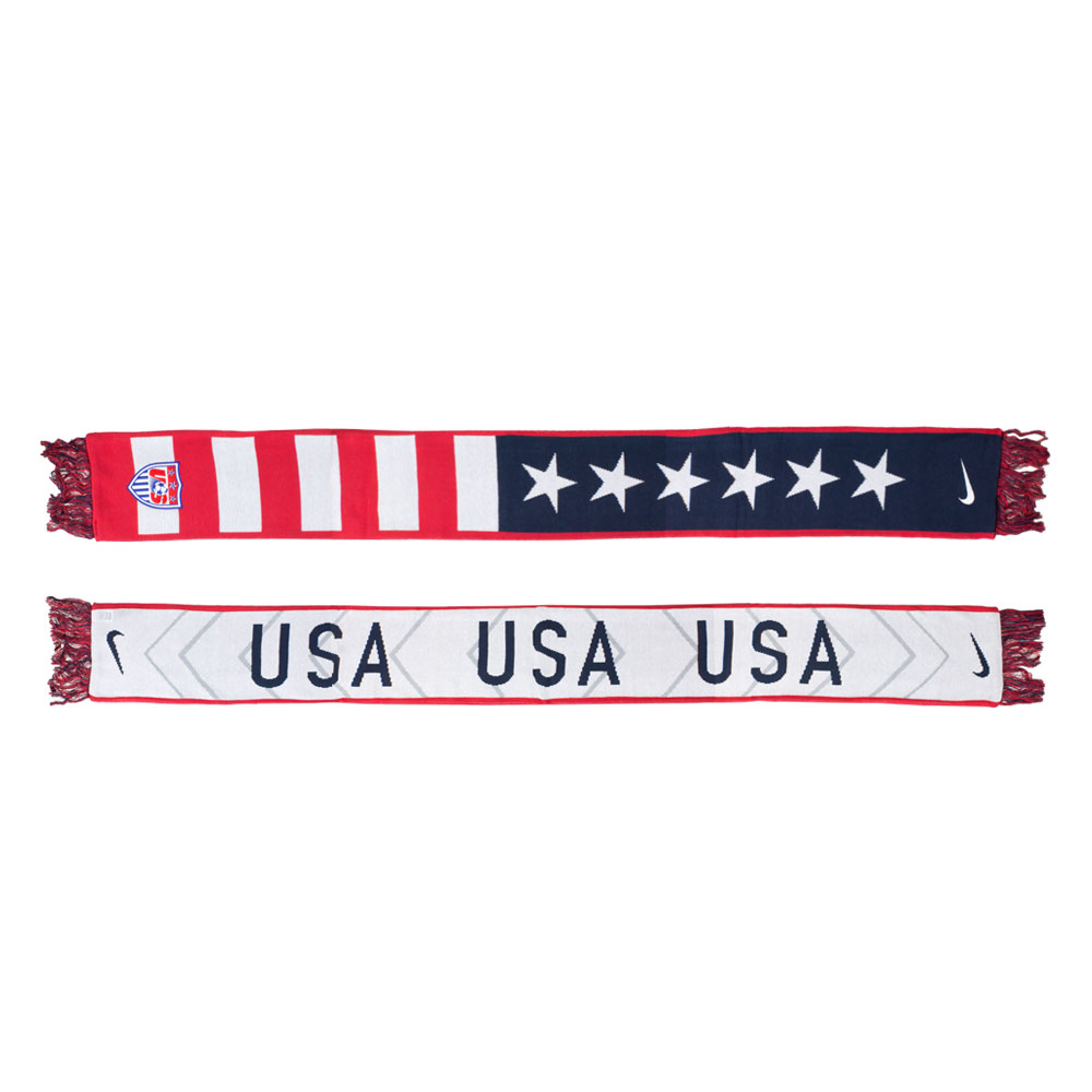 Nike USA Supporters Scarf.