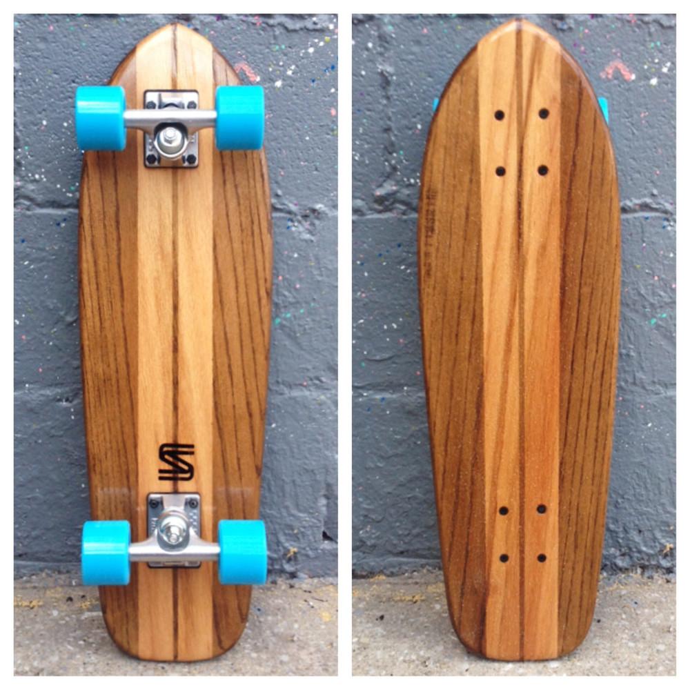 Salemtown - The Upright (Oak Board)