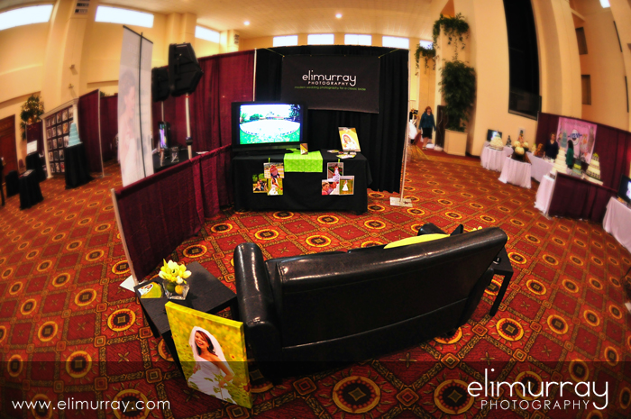 Eli Murray Photography's Booth