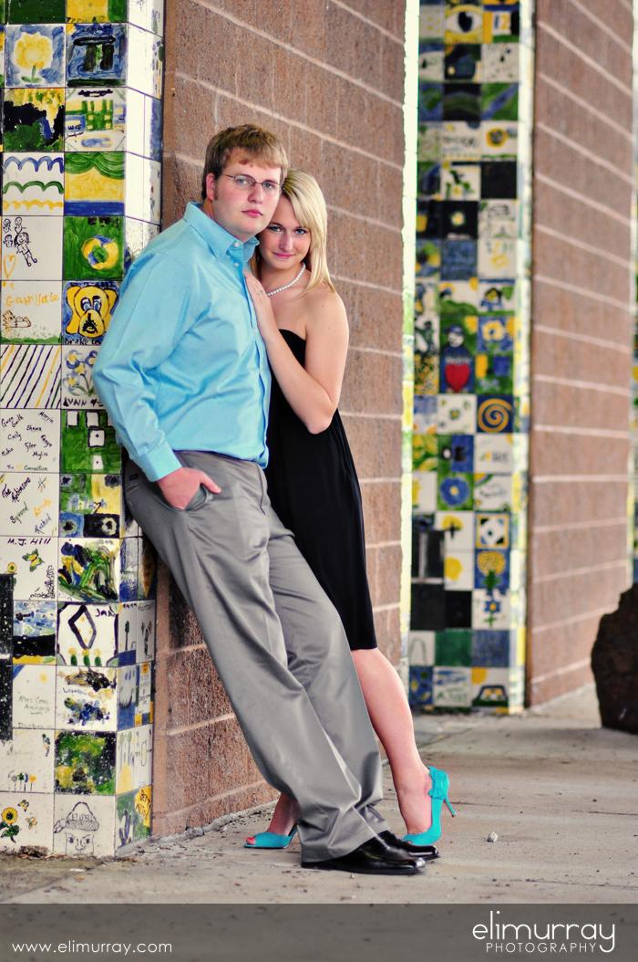 Downtown Little Rock Art Couple