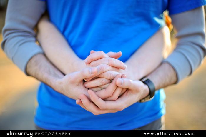 Couple's Hands