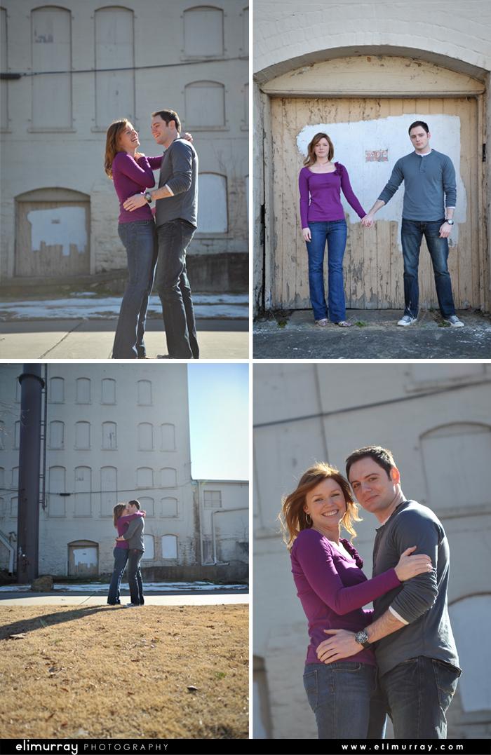 Urban Engagement Portraits