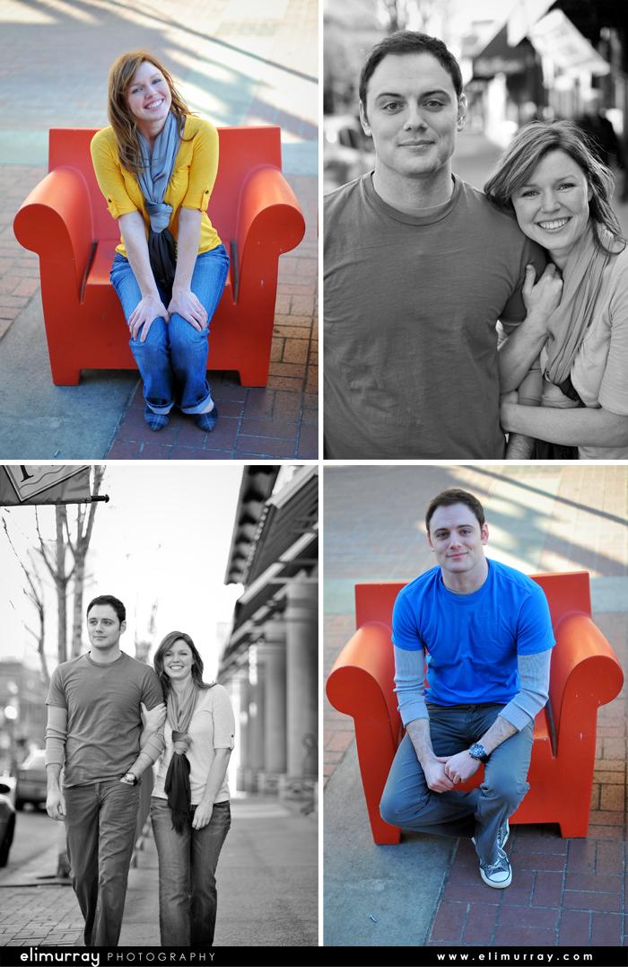 Downtown LR Portraits