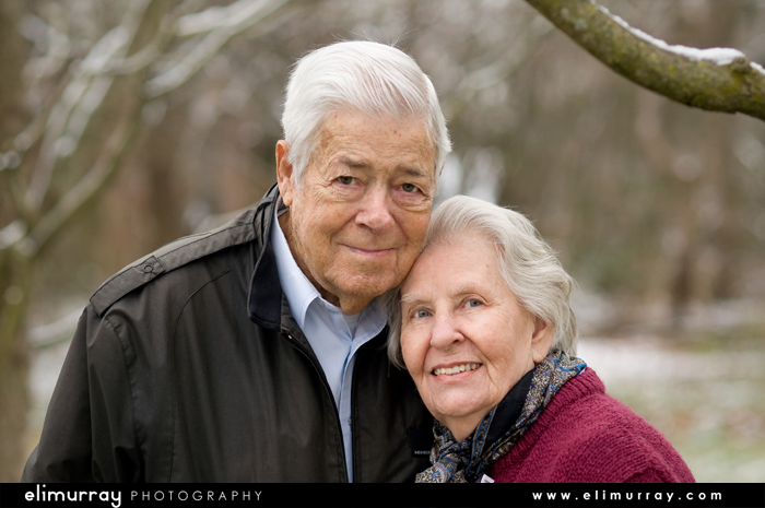Grandparent Portrait