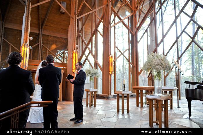 Paster Wedding Ceremony