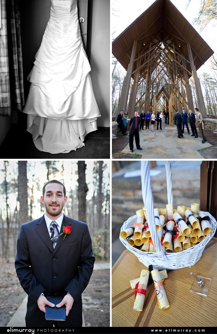 Anthony Chapel Wedding