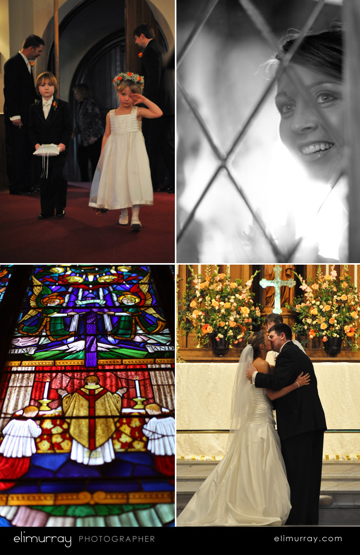 Trinity Church Wedding