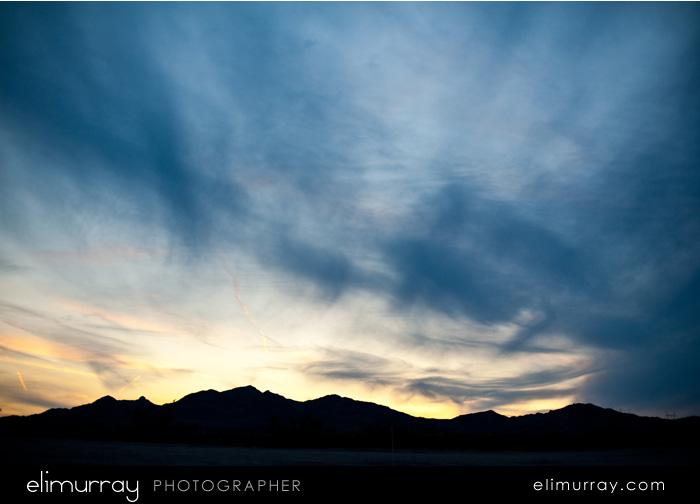 Arizona Twilight Sky